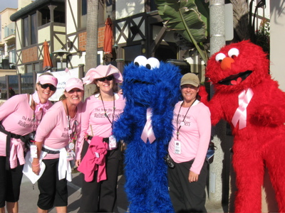 team with elmo