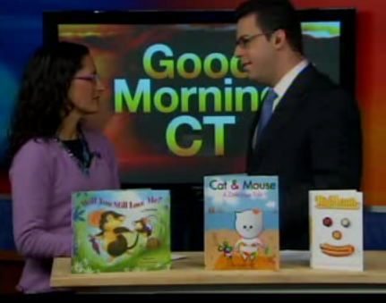 Big Mouth on Good Morning CT