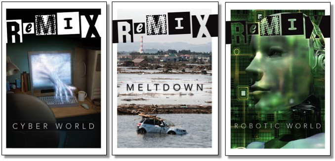 Remix series covers