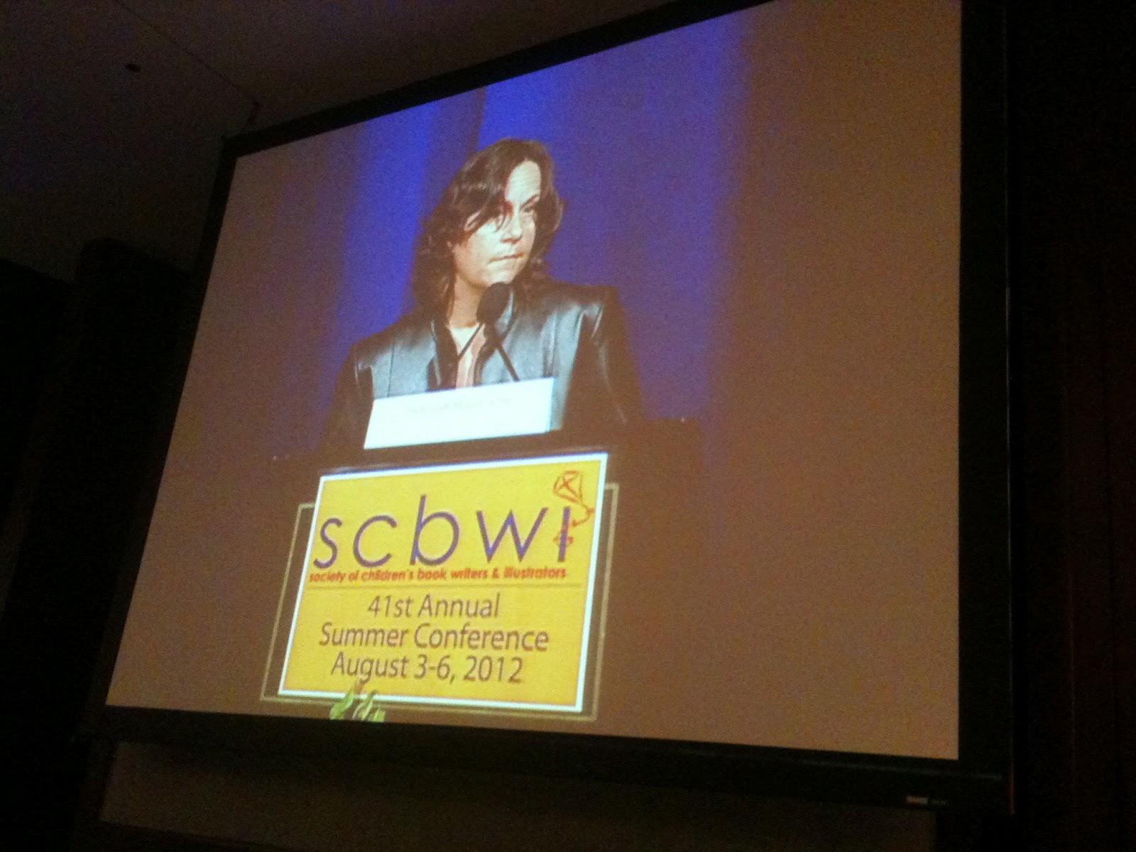 SCBWI 2012