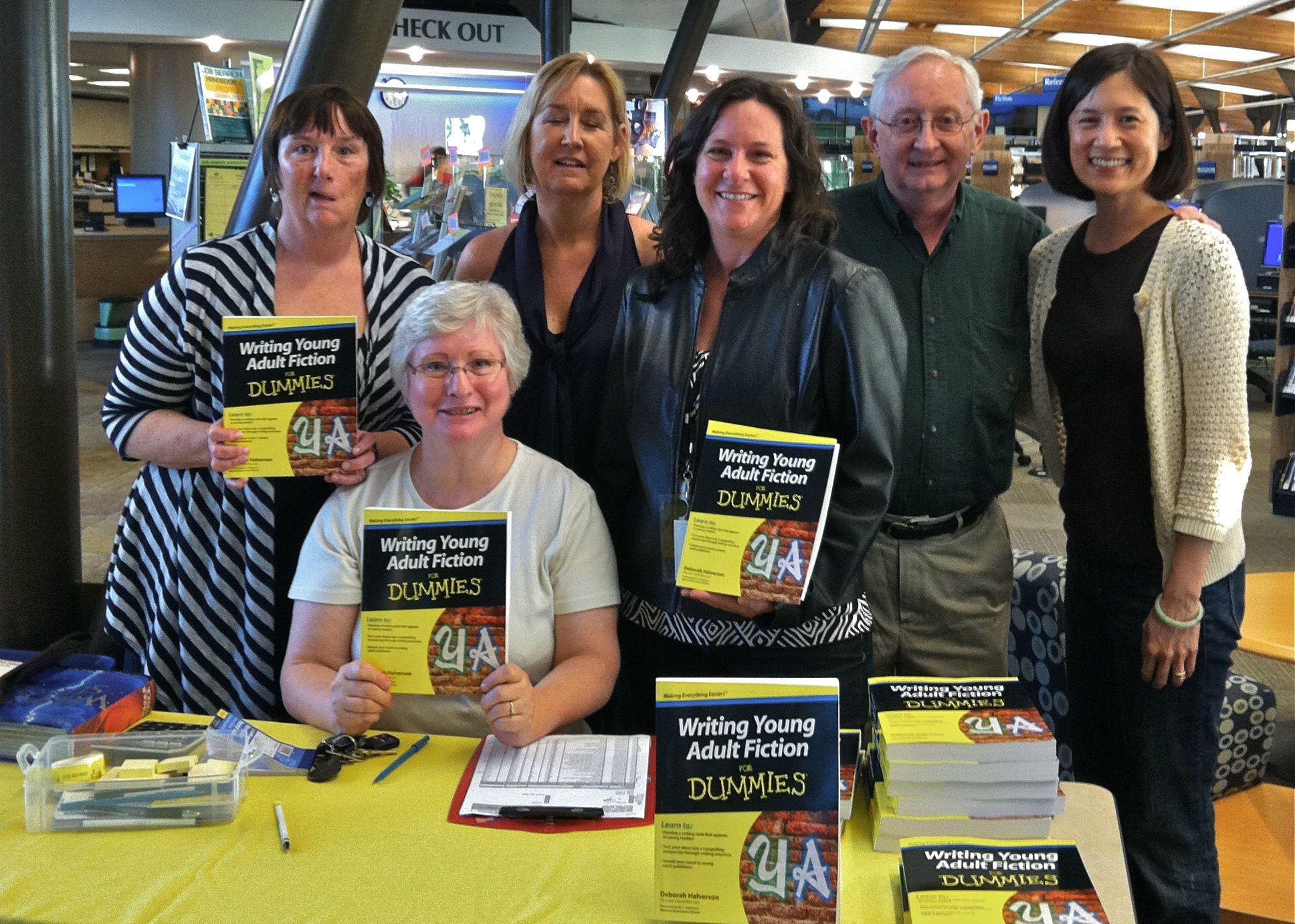 SCPL Book Festival 2011