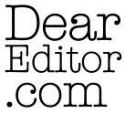 Dear Editor logo