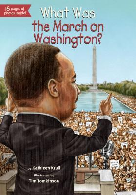 March on Washington by Kathleen Krull