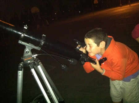 K stargazing 3rd grade 2013