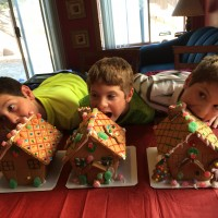 Of Gingerbread Houses and Flying Dragons